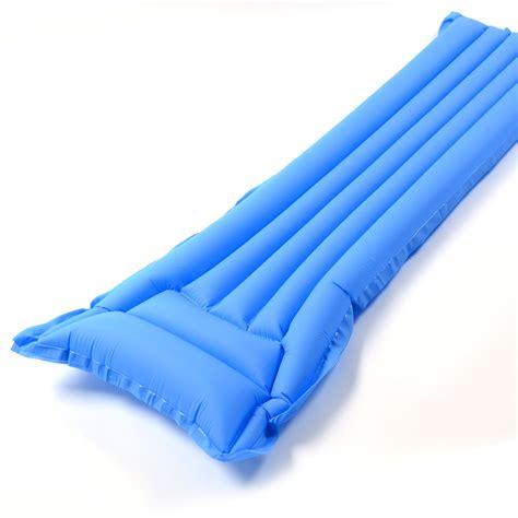 inflatable air mattress mat lilo swimming pool mattress