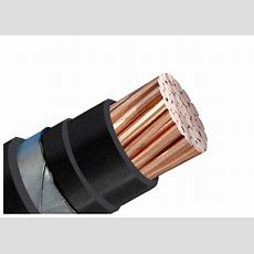 Single Core Armoured Electrical Cable 1kv Copper Conductor