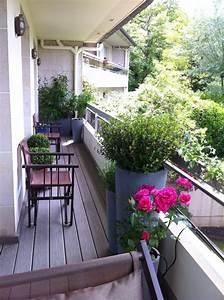 amenagement decoration balcon long et etroit With decoration balcon long et etroit