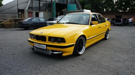 bmw 5 series turbo bmw 5 series 535 turbo holset hx55 drive2