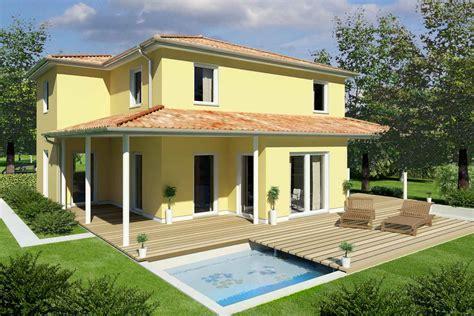 Hauser Bauen by Mediterranes Haus Massivhaus Typ Rimini