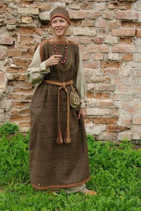 Archaeological reconstruction of a Selonian tribe female ...