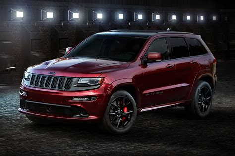 2019 Jeep Grand Cherokee Comes Redesigned, Lighter And