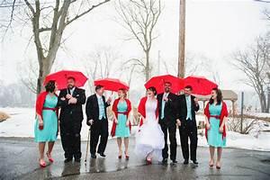 Tiffany Blue and Red WeddingTiffany Blue and Red Wedding