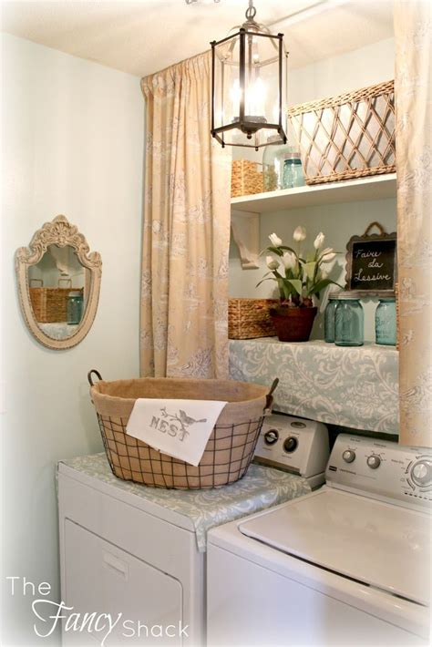 Cute Laundry Room Curtains At Home Design Ideas