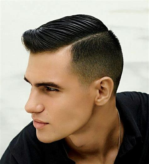 trending mens hair styles professional hairstyles for with fade cut 3416