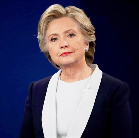 clinton hillary speech donald after painful delivers trump debate somodevilla chip louis hall town during getty