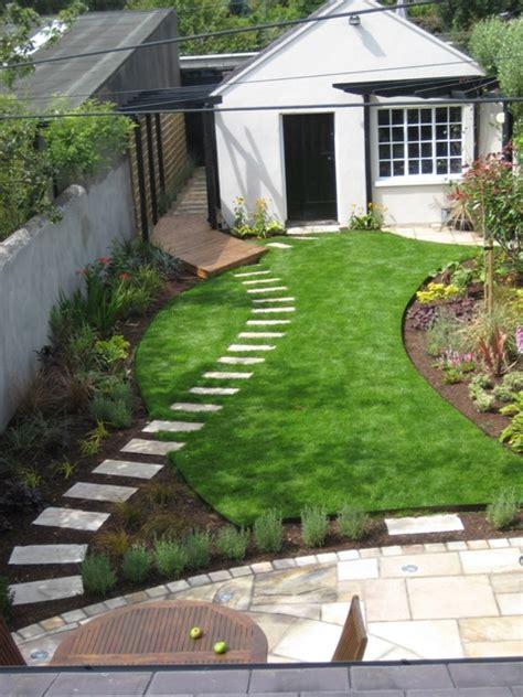 Small Family Garden Design Ideas