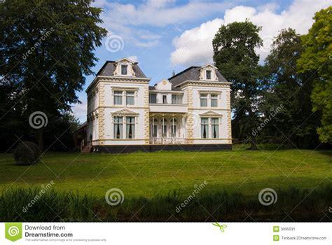 large luxury homes old large luxury home stock image image 3095531