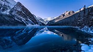 Lake Louise Landscape 4K Full Uhd Desktop Wallpaper - HD ...