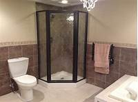 stand up shower ideas Stand up shower bathroom | master bath ideas | Pinterest ...