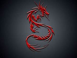 Windows Black And Red Dragon Theme Themes Wallpaper ...