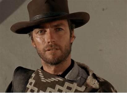 Gifs Eastwood Clint Western Spaghetti Dollars Fistful