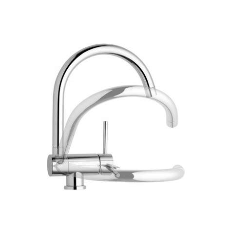 robinet escamotable cuisine robinet rabattable mundu fr