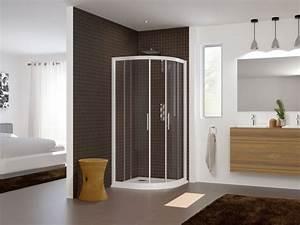 Porte De Douche D Angle : portes d 39 angle de douche sur ~ Edinachiropracticcenter.com Idées de Décoration