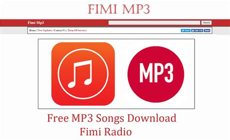 Fimi Mp3  Free Mp3 Songs Download  Fimi Radio Kikguru