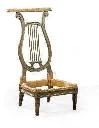 chaise voyeuse d epoque louis xvi estille de martin jullien christie s