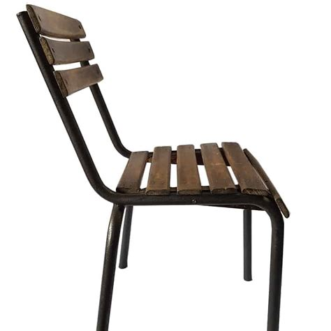 chaise style industriel chaise en fer industriel chaise haute en fer industriel