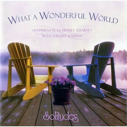 Wonderful Solitudes Music Album Gibson Dan 2004