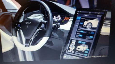 2019 Tesla Interior by Tesla Model S Interior Refresh Www Indiepedia Org