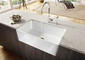 fireclay sinks everything you need to know qualitybath With ceramic farmers sink