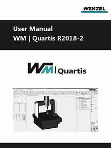 Wm Quartis User Manual Pdf