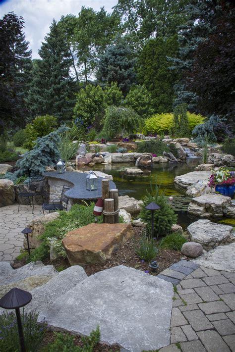 The Ultimate Backyard Oasis Aquascape Inc
