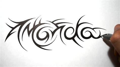 tribal  tattoos amanda youtube