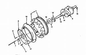Onan T260g 3851a Lawn  U0026 Garden Engine Parts