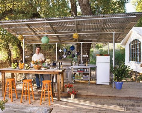 country outdoor kitchen 78 images about corrugated metal roofing on 2950