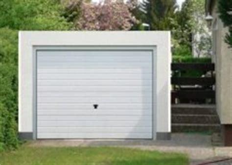 Wieviel Steine Für Garage by Stein Auf Stein Gemauerte Garagen