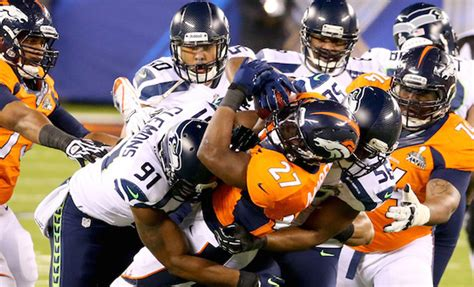 seattle seahawks  denver broncos