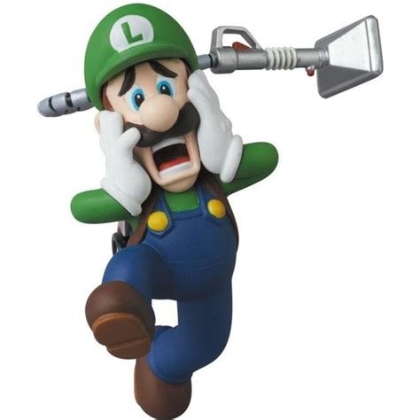 Ultra Detail Figure Luigis Mansion Dark Moon Luigi