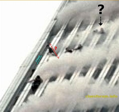 Wtc Jumpers Holding Hands