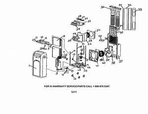 Soleus-air Model Lx-100 Air Conditioner