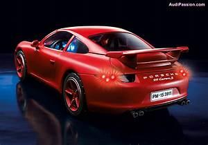 Voiture Playmobil Porsche : la porsche 911 carrera s par playmobil une ic ne automobile en jouet ~ Melissatoandfro.com Idées de Décoration