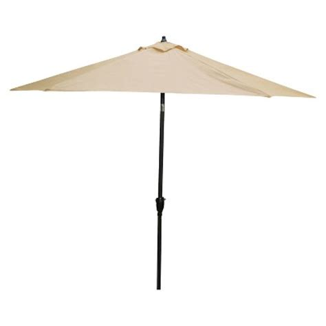 patio umbrellas target canada threshold dumont patio umbrella 9 target