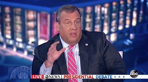 Chris Christie Says Trump's 'Problems' in Debate 'Can Be ...