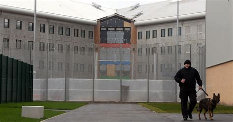 Take a look inside HMP Berwyn - Liverpool's closest 'super ...