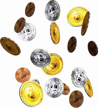 Smash Coins Coin Super Bros Brawl Mario