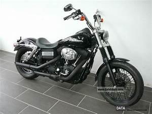 Harley Davidson Street Bob Gebraucht : 2006 harley davidson fxdbi street bob moto zombdrive com ~ Kayakingforconservation.com Haus und Dekorationen