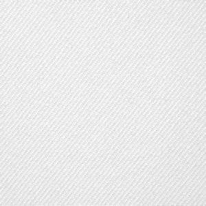 White Gabardine Fabric OnlineFabricStore net