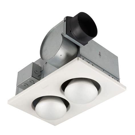 Home Depot Bathroom Exhaust Fan by Broan 70 Cfm Ceiling Bathroom Exhaust Fan With 500 Watt 2
