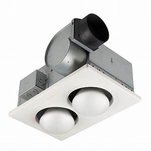70 Cfm Ceiling Exhaust Fan With 2