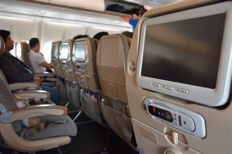choisir siege avion avis du vol etihad airways geneva abu dhabi en economique
