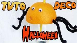 Idée Pour Halloween : tuto id e d co pour halloween l 39 araign e en fran ais youtube ~ Melissatoandfro.com Idées de Décoration