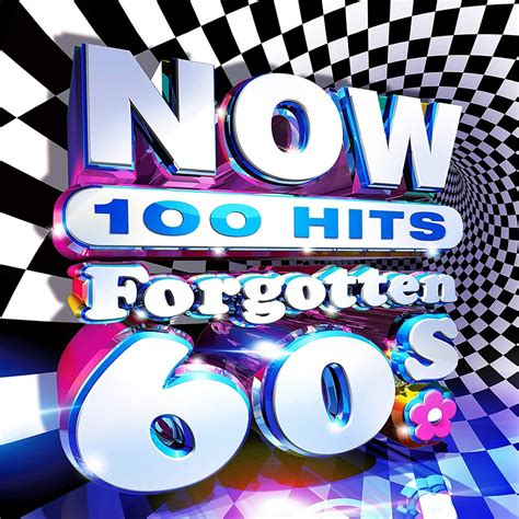 NOW 100 Hits Forgotten 60s - Various Artists (CD) - SimplyHE