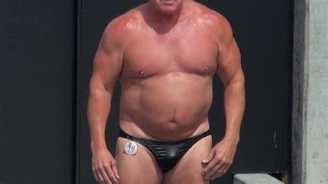 trump donald president before bodybuilding contest