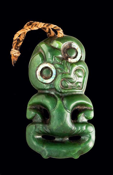 An Exceptional Maori Hei Tiki