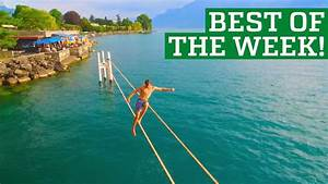 PEOPLE ARE AWESOME | BEST OF THE WEEK (Ep.11) - YouTube  Awesome
